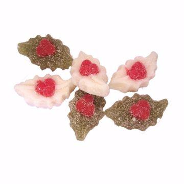 Afbeeldingen van Fruit hulstblaadjes