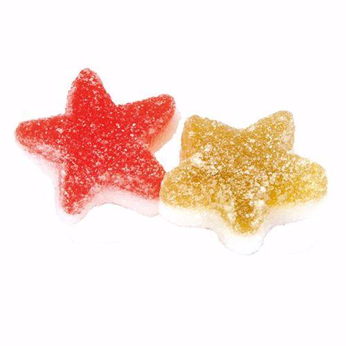 Afbeelding van Fruit sterren doublé