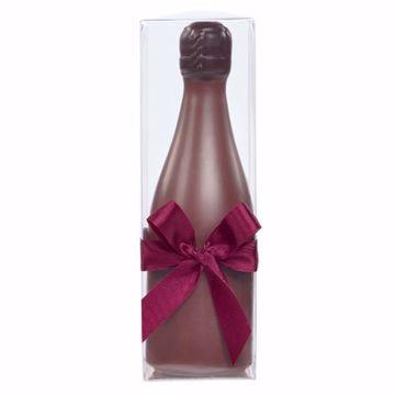 Afbeeldingen van Champagneflesje in doosje