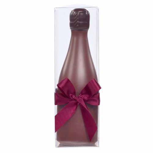 Afbeelding van Champagneflesje in doosje