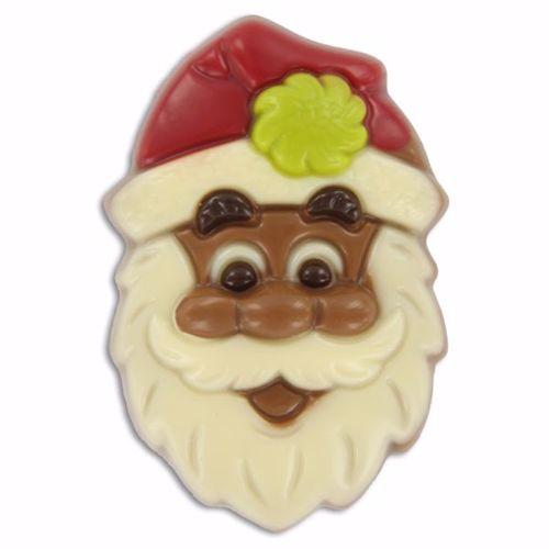 Afbeelding van Kerstman kopjes