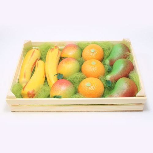 Afbeelding van Fruit in kist