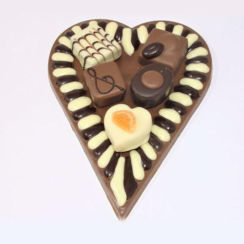 Afbeelding van Harten 5 bonbons