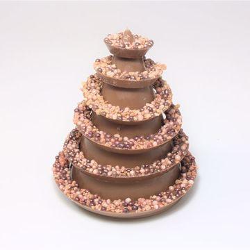 Afbeeldingen van Kerstboom met ringen