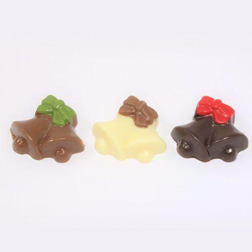 Afbeelding van Kerstklokjes chocolaatjes