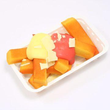 Afbeeldingen van Bakje patat speciaal