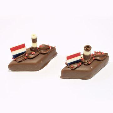 Afbeeldingen van Stoomboot bonbons