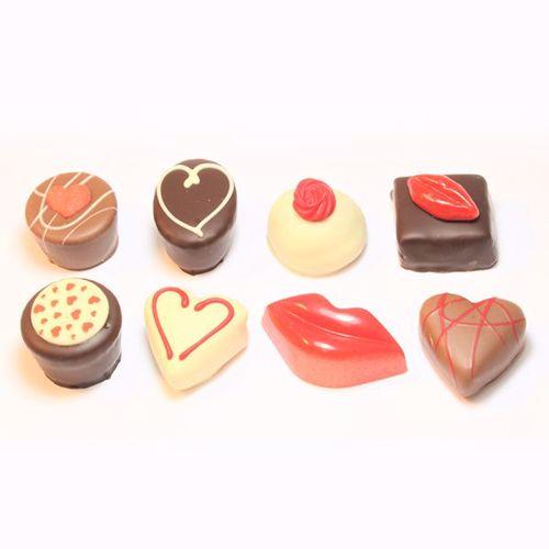 Afbeelding van Valentijn bonbons
