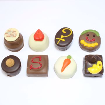 Afbeeldingen van Sint bonbons