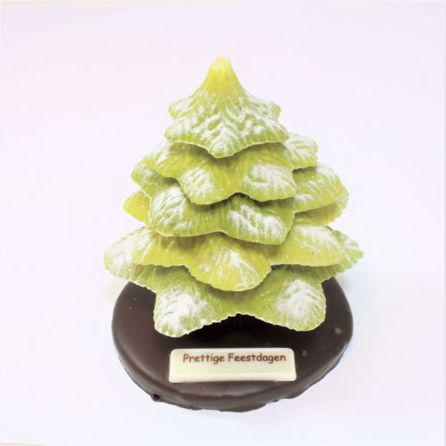 Afbeelding van Kerstboom opbouw in koker